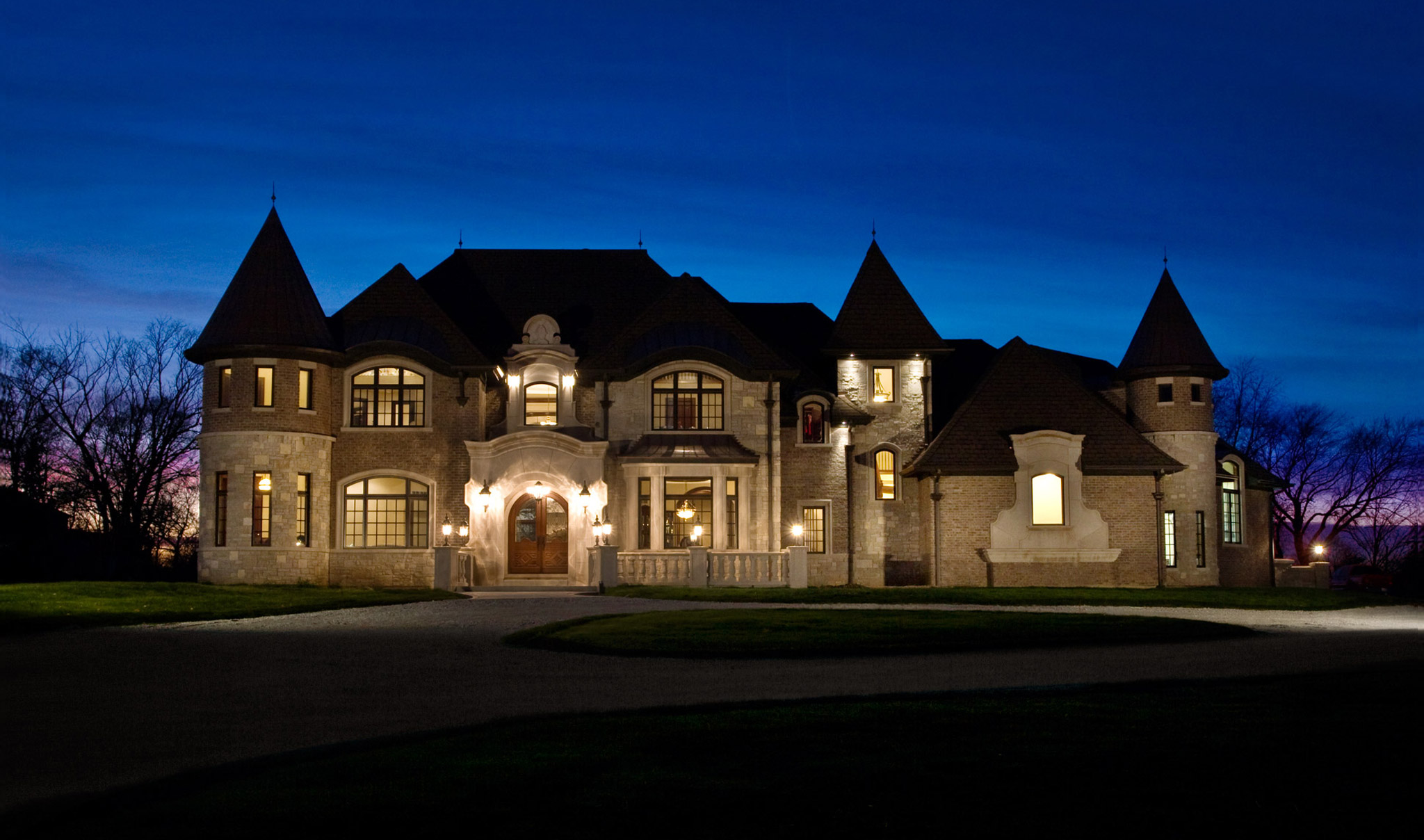 South Barrington Luxury Homes Real Estate